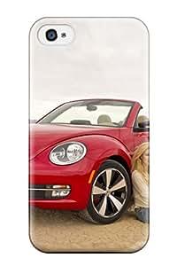 VITgKuN29002oNUPv Ryan Berg Volkswagen Beetle 31 Durable Iphone 4/4s Tpu Flexible Soft Case