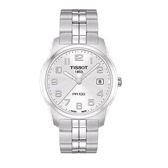 Edelstahl Armband 12 7 Herren 61161e Tissot Quarz Uhr Mit Analog b6Yfgy7v