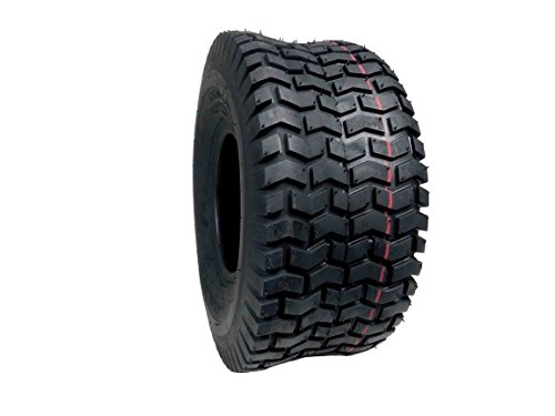 MASSFX Lawn & Garden Mower Tires 15×6-6 MO1566 4 PLY 6mm Tread 2 Tire Set