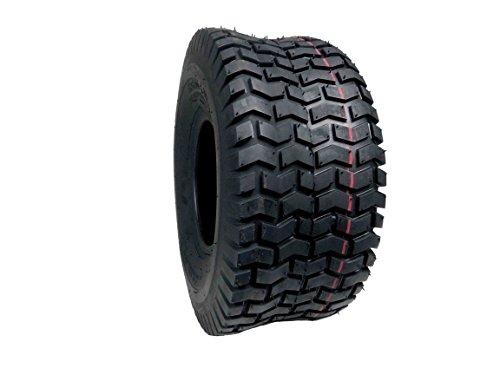 MASSFX Lawn & Garden Mower Tires 15×6-6 MO1566 4 PLY 6mm Tread 2 Tire Set