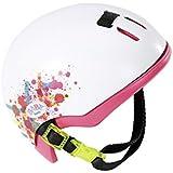 ZAPF Le casque de vélo Play&Fun accessoires pour poupée, blanc