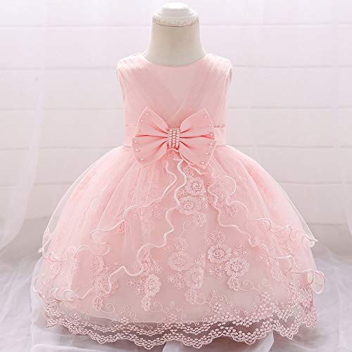 Yichener - Vestido para niña de 0 a 24 Meses, Vestido de ...