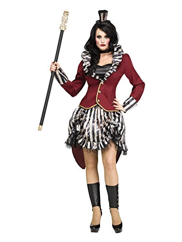 Freak Show Circus Ringmistress Adult Costume