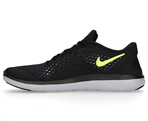 Shoes 015 Men wolf Multicolour Volt Rn NIKE Grey Fitness 's 2017 Black Flex qgwT76xY