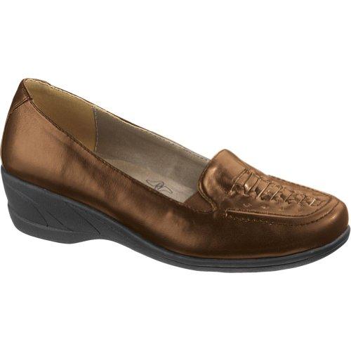 Women's Wedge Haylee Loafers Style Vitello Soft Tan wT4qgnn5