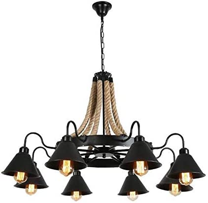 Retro Rustic Chandelier