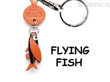 Hecho a mano hecho en Jap?n nuevo artesano) este pez llavero ...