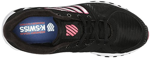 K-Swiss Damen X-160 CMF Trainingsschuh Schwarze Camelia Rose