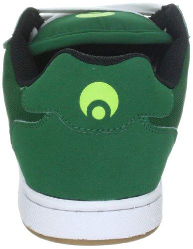 Zapato De Skate Osiris Hombres Relic Dark Green / Lime / Black
