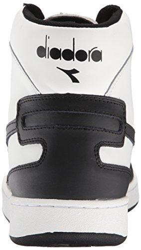 Basketball Shoe Black Diadora White MI Men's wq46x0naP