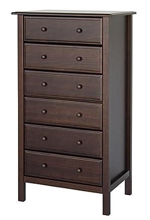 DaVinci Jayden 6 Drawer Tall Dresser, Espresso: Amazon.ca: Baby