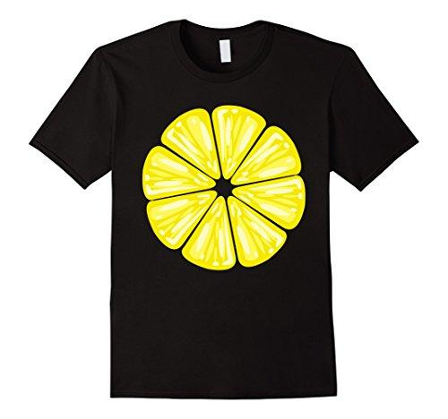 Mens Halloween Costume Shirt: Lemon-Fruit Cute T-shirt Small (Cute Halloween Graphics)