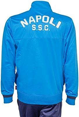 SCC NAPOLI Chándal Training Nápoles - Oficial 2015/2016 - Kappa ...