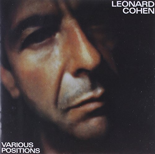 CD : Leonard Cohen - Various Positions (Holland - Import)