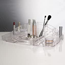 Large Capacity Cosmetic Storage and Makeup Organizer