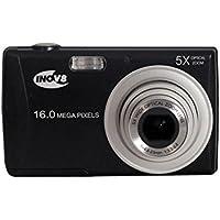 Inov8 C165L Compact Digital Camera - Black (16 MP,5x Optical Zoom) 27-Inch LCD