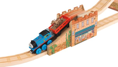 Amazon Thomas Friends Fisher Price Wooden Railway King Of