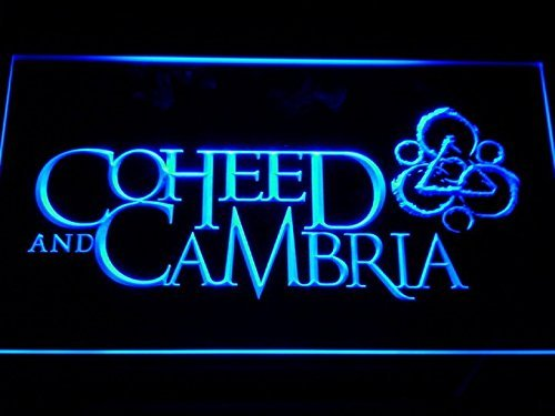 Coheed Cambria LED Neon Light Sign Man Cave C142-B