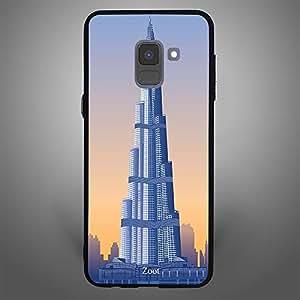 Samsung Galaxy A8 Plus Burj Khalifa