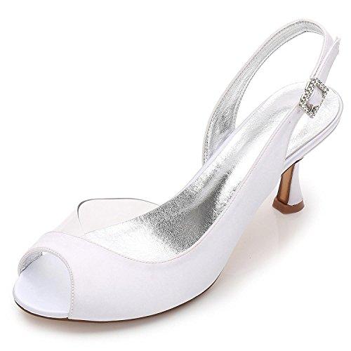 Kengät Osapuoli Yc Kengät Valkoinen Prom Custom Hyvät L Häät 31 Puolivälissä Ml17061 Naisten Alhainen Häät CUpxFfwnqt