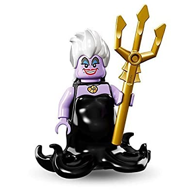 LEGO Disney Series Collectible Minifigure - Ursula from the Little Mermaid (71012): Toys & Games