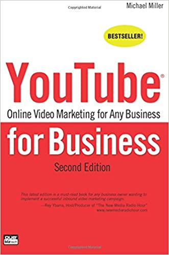 YouTube for Business: Online Video Marketing for Any Business Que Biz-Tech: Amazon.es: Michael R. Miller: Libros en idiomas extranjeros