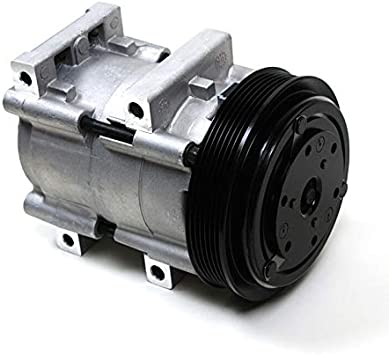 A//C AC Compressor Clutch Assembly For Ford F150 250 350 450 550 Super Duty FS10
