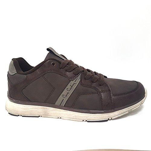 Pierre Herren Sneaker 04 MARRONE