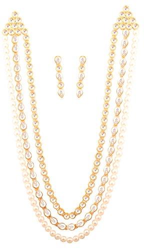 Kundan Jewelry Necklace - 2