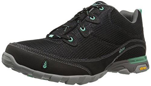 Ahnu Women's W Sugarpine Air Mesh Hiking Shoe, New Black, 5.5 M US by Ahnu (Image #1)