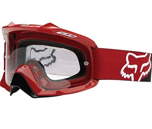 Fox Racing Youth AIRSPC MX Goggle - Killa Red/Clear