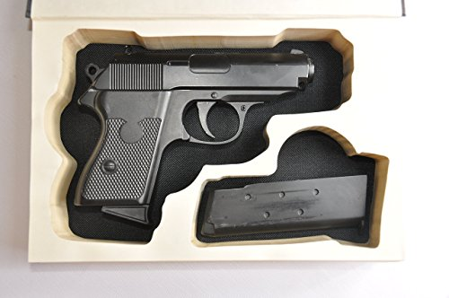 Multi-fit Gun Storage Book Safe for Compact Handguns - Ready to ship - w/ Magazine Slot - Concealed Carry - Fits: Glock, Ruger, Springfield, S&W, Colt, CZ, Sig Sauer, Taurus, Kel-tec, Walther