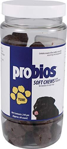 Vets plus CHR-985 Probios Soft Chews Med/Large Dogs 240 gram (Case of 6)