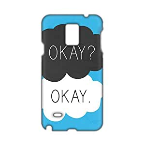 Evil-Store Fresh Warm dialogue 3D Phone Case for Samsung Galaxy Note4