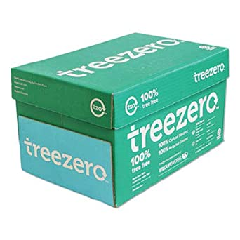 Tree-Free - Papel de copia, 20 libras, 8 1/2 x 11, 5000 ...