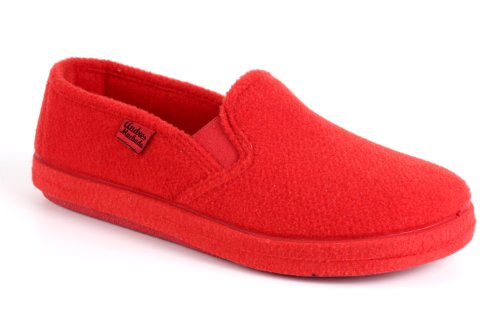 Machado Andres In Spain Alpinas am002 zapatillas Rojo made Cerradas Tqdpq