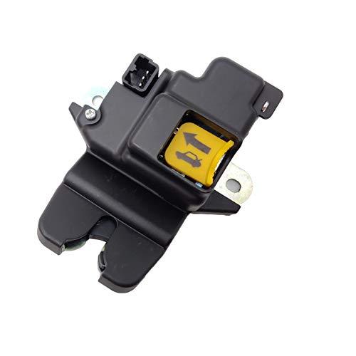Tailgate Latch Lock Actuator Rear Trunk Lid Central for 2011-2016 Hyundai Elantra 1.8L 2.0L L4