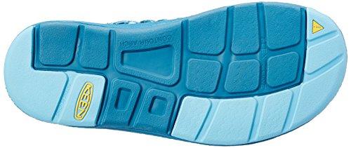 Donne Appassionate, Uneek 8mm Sandalo Celeste / Blu Grotta