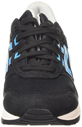 ASICS - Gel-lyte Iii, Zapatillas unisex adulto Negro (black/atomic Blue 9039)