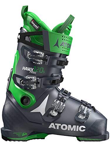 Atomic HAWX Prime 120 S Ski Boots 2019-27.5/Dark Blue-Green