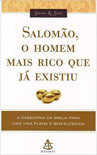 Salomão, o homem mais rico que existiu