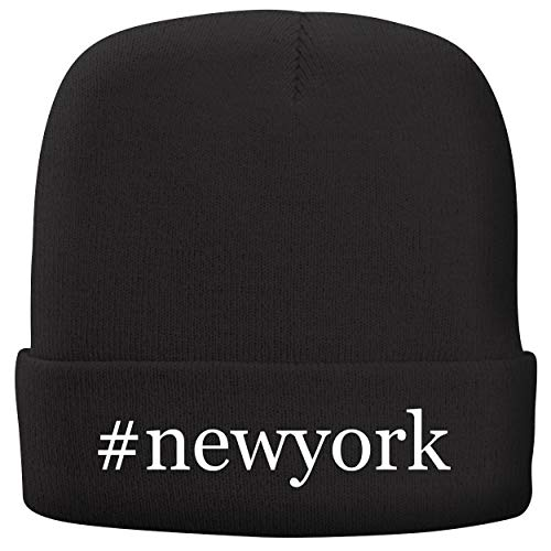 Knicks New Holiday Hat York - BH Cool Designs #Newyork - Adult Comfortable Fleece Lined Beanie, Black
