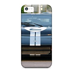 Hot Design Premium TFJxQ59927yzary Tpu Case Cover Iphone 5c Protection Case(shelby 85th Commemorative Gt40 2008)