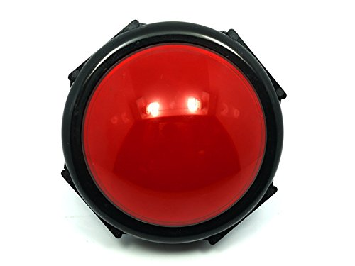 Misses Button (The never_going_to_miss glaring_devil_eye Huge Red Push Button)