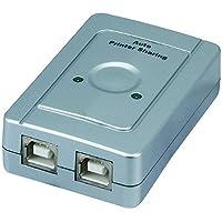 Monoprice USB 2.0 2 to 1 Auto Printer Sharing Switch (105151)