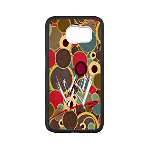 Samsung Galaxy S6 Phone Case International Raw WWE W Designed H57649