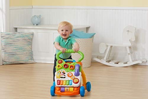 Large Product Image of VTech Sit-to-Stand Learning Walker