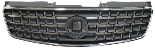 - OE Replacement Nissan/Datsun Altima Grille Assembly (Partslink Number NI1200213)