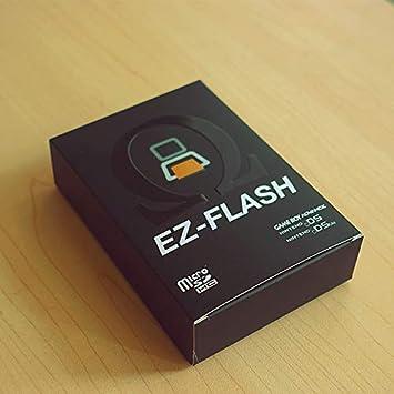 EZ Omega Micro SD Game Card for GBA GBASP NDS NDSL IDSL