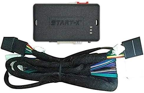 3X Lock to Remote Start Start-X Remote Starter Kit for 2020 Toyota 4Runner Push to Start
